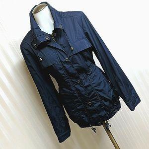 Tommy Hilfiger Activewear Rain Jacket Navy
